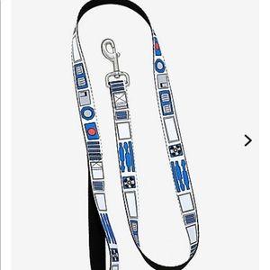 Star Wars R2 Dog Leash brand new